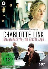 CHARLOTTE LINK-DER BEOBACHTER/DIE LETZTE SPUR PAUL,CHRISTIANE/+ DVD NEU
