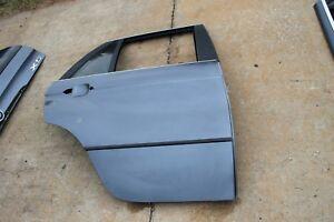 OEM BMW E53 X5 00-06 Right Passenger REAR Door Shell STEEL GRAY 400 *FREIGHT*