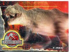 Jurassic Park III 3D Promo Card JP3-2
