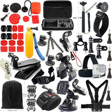 Action Camera Accessories Kit for Gopro Go pro HD Hero 5 4 3 3+ 2 SJCAM SJ5000