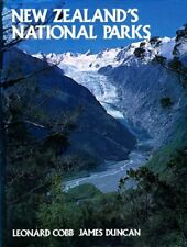 NEW ZEALAND'S NATIONAL PARKS.,Leonard and James Duncan. Cobb