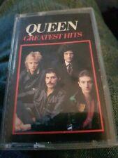 Queen - Greatest Hits (Cassette Album) Tape