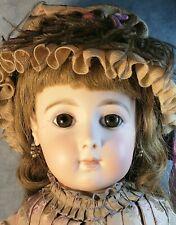 22 Inch Antique Long Face Jumeau