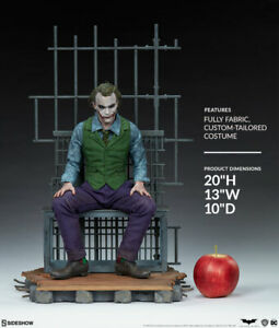 Dc The Joker Premium Format Figure Sideshow Collectibles 300717