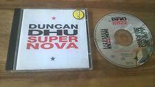 CD Pop Duncan Dhu - Super Nova (11 Song) GASA / TIME WARNER