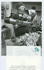 FRED BERRY GOES ON SHOPPING SPREE PORTRAIT WHAT'S HAPPENING!! 1977 ABC TV PHOTO