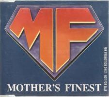 Mother's Finest; Pr 3 Trk CD w/ Live Trk