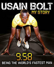 Usain Bolt: 9.58 - New Book Bolt, Usain