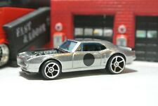 Hot Wheels Loose - '67 Pontiac Firebird - 1:64 - Chrome - Muscle Mania