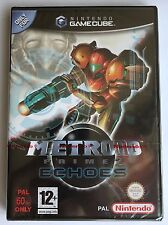 GameCube Metroid Prime (2004), UK PAL BRANDNEU & Nintendo Factory Sealed
