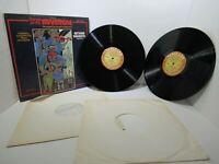 Netania Davrath: Songs Of The Auvergne Vanguard VSD 713/14 2X LP Grade: VG+