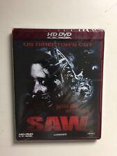 Saw (HD DVD, 2008, German Import) NEW