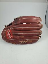 Rawlings Premium H H2500 Left Hand Throw Outfielders Glove Fastback HolDster 12""