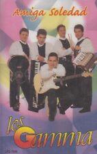 Los Gamma Amiga Soledad Cassette New