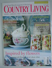 Country Living Magazine. May, 2005. Issue No. 233. Inspired by flowers. Alliums.
