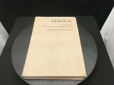 Africa on Maps Dating From the 12th to the 18th Century #S