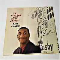 Bill Cosby – I Started Out As A Child: Warner Bros 1964 Vinyl LP Album (Comedy)