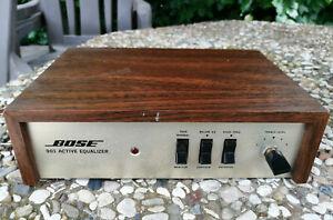 Bose 901 Active Equalizer für Boxen EQ Series 2 II mit Holzgehäuse