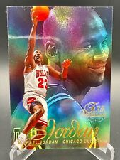 1996 Flair Showcase Michael Jordan Style Row 2 Chicago Bulls GOAT