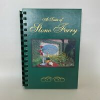 A Taste Of Stono Ferry Cookbook A Collection Of Recipes - Hardback Spiral Bound