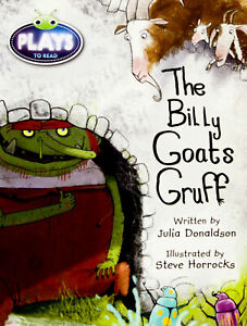 The Billy Goats Gruff -Julia Donaldson Children's Book Aus Stock