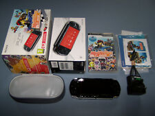 Sony PSP 3003 Slim & Lite Console Mod Nation Racers Special Pack - Black UK PAL