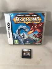 Combat Of Giants Dragons DS Nintendo PAL