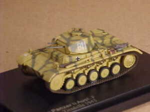 HOBBYMASTER #HG4608 1/72 WWII Panzer II Ausf.F Light Tank, Zitadelle - Kursk '43