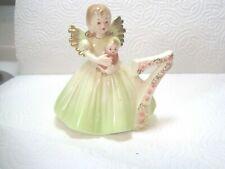 Josef Originals Birthday Angel Girl Figurine Age 7 w/Original Label Vintage