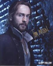 TOM MISON as Ichabod Crane - Sleepy Hollow (TV) GENUINE AUTOGRAPH UACC (R11658)