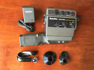Beaulieu 6008 Camera Super 8 New In Box Without Lens