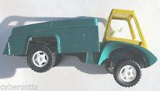 "1969 Hubley Mighty Metal Tilt Bed Truck Steerable GREAT CONDITION Vintage 8"" 60s"