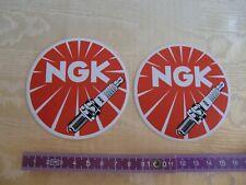NGK Aufkleber, Moto GP, Racing , Tuning, Motorsport