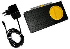 Lego® Eisenbahn 9V Trafo + Netzteil für 4511 4534 4561 4535 4559 4512 10132 4564