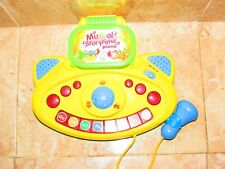Tesco Musical Storytime Piano Toy