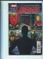Avengers #0 Near Mint 2015 Uncanny Avengers, A-Force, Marvel Comics     **8