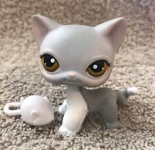 ORIGINAL Littlest Pet Shop  Short Hair Cat  #138