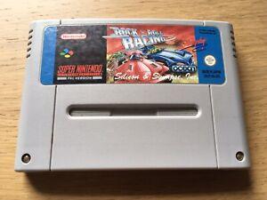 Rock N' Roll Racing Snes Super Nintendo Game Cart Only Pal