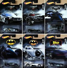 frais de port Combiné Hot Wheels Diecast-Batman The Dark Knight Batmobile 8+