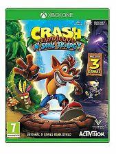 Crash Bandicoot NSane Trilogy - Xbox One Free P&P