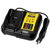 12V-20V DCB112 Lithium Ion Battery Charger for Dewalt DCB203 DCB201 DCB127