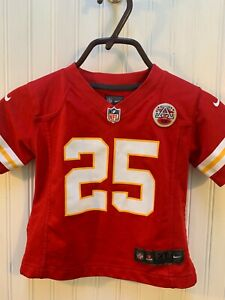 Kansas City Chiefs Jamaal Charles  TODLER 3T INFANT Youth Jersey NICE NFL PLAYER