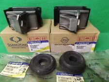 GENUINE MERCEDES BENZ MB VAN MB100 & MB140 DIESEL FRONT & REAR ENGINE MOUNT SET