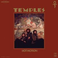 TEMPLES - HOT MOTION   VINYL LP NEU