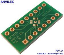 5 x  QFN16 (3mm x 3mm) Adapter P011.21