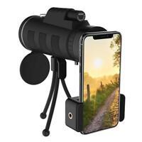 40X Zoom Scope for Smartphone Camera Phone Telescope Lens Mobile Monocular Optic