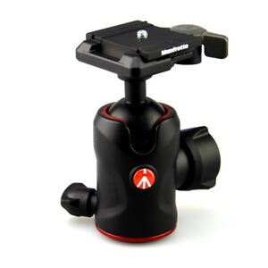 Manfrotto Ball Compact MH496-BH MH496 496 Tripod Head With Plate 200PL Pro