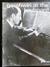 Gershwin au piano, 16 titres