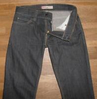 """Wow! Levi `S 511 Slim D'Homme Jeans / Blue-Jeans En Bleu Gris W32 """" / L32 """""""