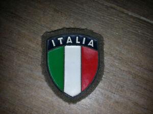 patch toppa scudetto italia velcro militare esercito softair